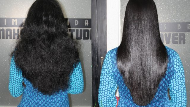 Permanent Hair Styling-Straightening Smoothening Rebonding-FEMIN