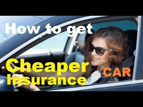 TOP 10 Tips for CHEAPER Car Insurance – How to get Lower Auto Insurance Rates (2017-2018)